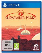 Surviving Mars (Sony PlayStation 4, 2018)