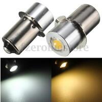 P13.5S PR2 LED Flashlight DC3-18V/18V 1W for Interior Bike Torch Spot Lamp Bulb