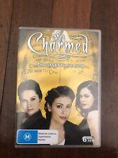 CHARMED SEASON 7 6 DISC SET DVD R4 AUS SELLER AUS RELEASE