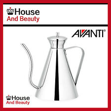 NEW Avanti S/Steel Art Deco Oil Can 1000ml Code: 16308! RRP $64