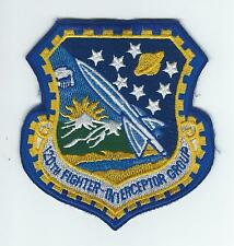 1980s 120th FIGHTER INTCP  GROUP patch