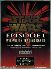 1999 Topps Star Wars Episode I Widevision Trading Cards Sealed Box 36 Packs