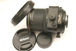 Nikon PC-E Nikkor 24mm F/3.5D Lens