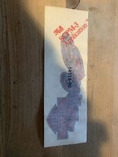 NOS Harley Davidson RH Sturgis Tank Decal 14314-90