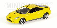 Minichamps 1:43 Toyota Celica 2000 - yellow