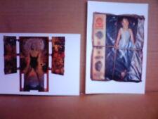 TWENTY (20) mint MARILYN MONROE postcards CHRISTO art scenes UNIQUE bargain LOOK