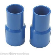 1 Pair Swimming Pool Vacuum Hose Cuff End Vac Hose Cuffs