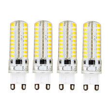 4x G9 LED 6W 72SMD Stiftsockel warmweiß Glühbirne Birne Leuchtmittel Lampe