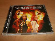 DJ BABY ANNE & JEN LASHER - ASSAULT & BATTERY - DOUBLE CD ALBUM - UK FREEPOST
