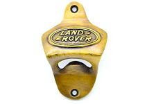 Landrover Cerveza Abridor de botellas. defender 90 110, Range Rover Discovery Piezas Regalos