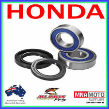 25-1076 MX FRONT WHEEL BEARING & SEALS KIT HONDA XR600R XR 600R 1993-2000