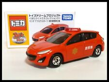 TOMICA TOY'S DREAM PROJECT MAZDA AXELA SPORT FIRE CHIEF CAR 1/61 TOMY 62