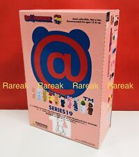 Medicom Be@rbrick 2009 Series 19 Full box S19 Unopened Bearbrick Case of 24pcs