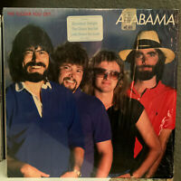 "ALABAMA - The Closer You Get (Original Shrinkwrap) - 12"" Vinyl Record LP - EX"