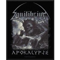 EQUILIBRIUM Apokalypse PATCH Official Power Metal NEW
