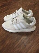 Adidas Originals I-5923 Shoes Cloud White Leather Iniki BD7799 NWT Mens 11.5