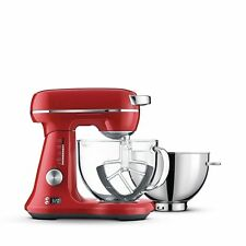 Breville the Bakery Boss 1200W Stand Mixer - Sour Cherry