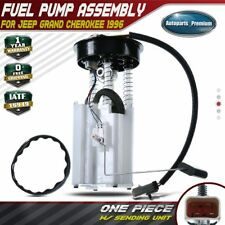 Fuel Pump Module Assembly w/ Sending Unit for Grand Cherokee 4.0L 5.2L 96 E7099M