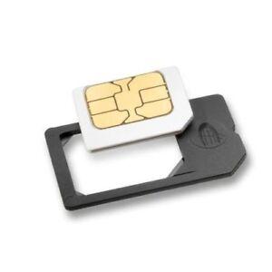 10 x MICRO Sim to NORMAL Sim card ADAPTER