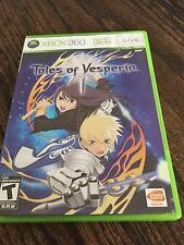 Tales of Vesperia (Microsoft Xbox 360, 2008) NG6