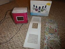 Dual Alarm Clock Radio For iPod Mp3 With Interchangeable Skins – Lightly Used