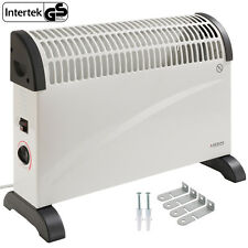 Arebos Convecteur Électrique radiateur Thermostat Réglable 2000 W
