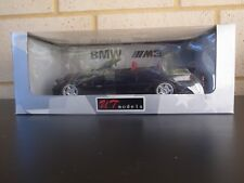 UT Limited MODELS BMW  M3 Car Black 1:18
