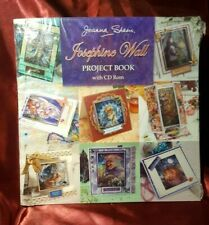 Joanna Sheen - Papercraft - Josephine Wall Project Book. CD Rom and Project Book