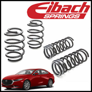 Eibach PRO-KIT Performance Lowering Springs fit 2019-2021 Mazda 3 FWD