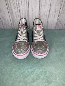 Toddler Girls Size 6 Unicorn Vans