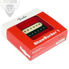 NEW! Genuine Fender ShawBucker™ 1 Humbucking Pickup 099-2249-001
