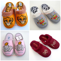 PRIMARK LADIES WOMEN LION KING / HARRY POTTER/ TOY STORY 4 SLIPPERS LOUNGE WEAR