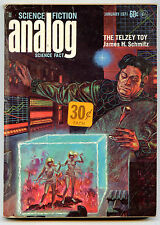 ANALOG Science Fiction Magazine 1971 12 Issue Lot Complete Year