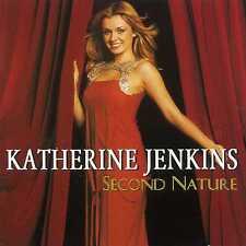 KATHERINE JENKINS - SECOND NATURE - NEW CD!!