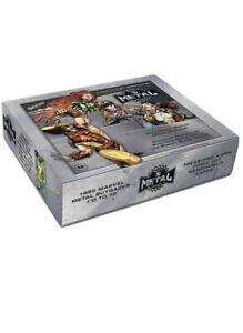 Pre-Order 2021 Marvel X-Men Metal Universe Trading Cards Box Upper Deck 🚀 🔥