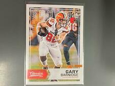 Gary Barnidge 2016 Classics Timeless Tributes Cleveland Browns 50/99 N18