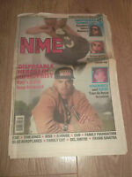 NME MAGAZINE / NEWSPAPER 6 JUNE 1992 SUEDE KINGMAKER THE MISSION SWERVEDRIVER