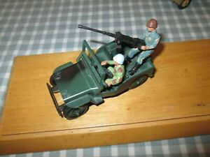 BRITAINS MILITARY JEEP-TASK FORCE-UNBOXED