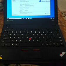 Lenovo ThinkPad X140e 11.6 inch (500GB, AMD A-Series, 1.5GHz, 4GB, WIN10) Laptop