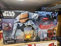 Star Wars Rogue One Rapid Fire Imperial AT-ACT REMOTE CONTROL Nerf Playset - NIB