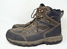 Red Wing Irish Setter ELY Mens 11 E2  Safety Hiker Boots Ultra Dry Waterproof EH