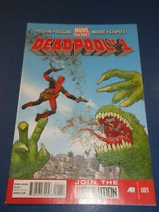 Deadpool #1 VFNM