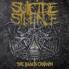 """New listing New Music Suicide Silence """"The Black Crown"""" LP"""
