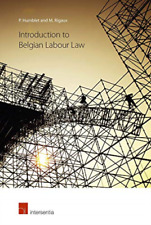 Patrick Humblet-Introduction To Belgian Labour Law (US IMPORT) BOOK NEW