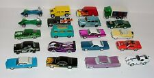 % VINTAGE HOTWHEELS AND MORE DIECAST VEHICLE COLLECTION LOT R-7