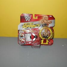 Playmates WWE Nitro Sprints Basic Vehicle Brock Lesnar With Beast Bike