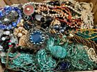 Huge lot #1 ESTATE JEWELRY vintage & modern 12 lbs - all good to use!