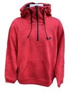 NEW Nike Sportswear NSW Mens Active Training Hoodie Red S
