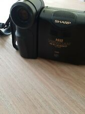 Camcoder Sharp Hi8