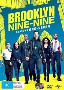 Brooklyn Nine Nine Complete Series Season 1-7 New DVD Box Set Region 4 R4